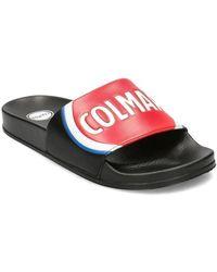 Colmar Claquettes Slipper Logo - Multicolore