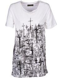Religion T-shirt - Blanc