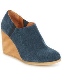 Castañer Boots VIENA - Azul