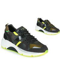 Serafini Lage Sneakers Tokyo - Zwart