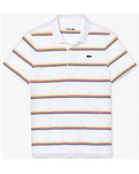Lacoste - Polo Shirt Korte Mouw - Lyst