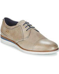 Fluchos - Ranger Men's Casual Shoes In Grey - Lyst