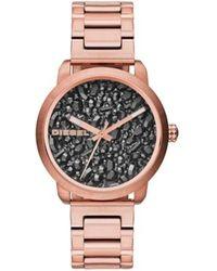 DIESEL Armbanduhr DZ5427 - Braun