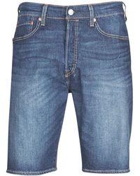 Levi's Korte Broek Levis 501® Hemmed Short - Blauw