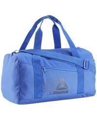 Reebok Sporttasche Active Foundation - Blau
