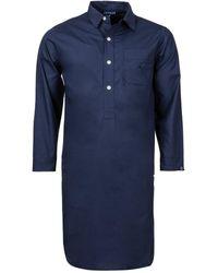 Arthur Nuit Pyjamas / Chemises de nuit - Bleu