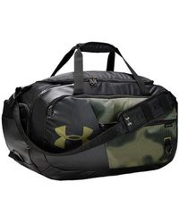 Under Armour Undeniable Duffle 40 Travel Bag - Green
