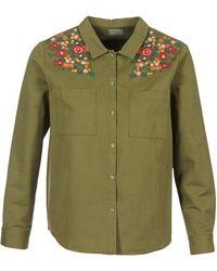 Betty London Overhemd Hokai - Groen