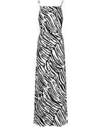 Calvin Klein K20K202077 Robe - Noir