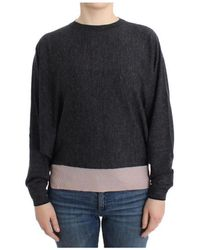 CoSTUME NATIONAL Sweatshirt - Grey