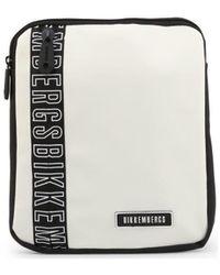 Bikkembergs Bolso - E2APME170032 - Blanco