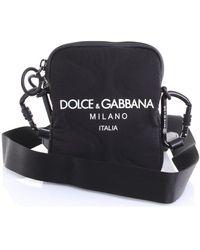 Dolce & Gabbana BM1848AW140 Sacoche - Noir