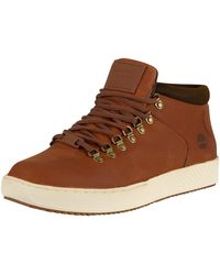 Men's Cityroam Alpine Chukka Boots, Brown Men's Mid Boots In Brown