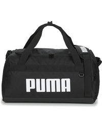 PUMA Sporttas Duffel Bag - Zwart