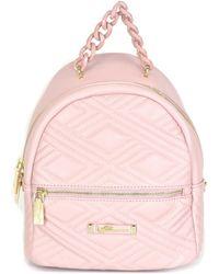 be Blumarine 622002a Backpack - Pink