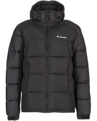 Columbia Donsjas Pike Lake Hooded Jacket - Zwart