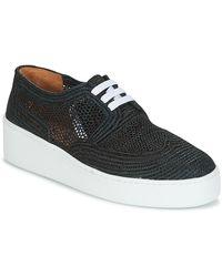 Robert Clergerie Lage Sneakers Taypayde - Zwart