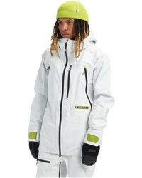 Burton GORETEX 3L Frostner Jacket Coupes vent - Multicolore