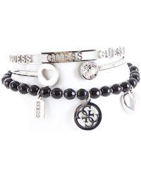 Guess Armband Jubs70106jw - Metallic