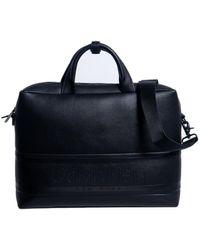 Calvin Klein Porte document K50K505650 - Noir