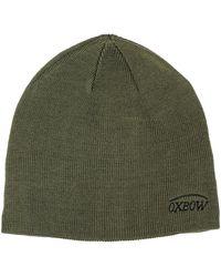 Oxbow Bonnet uni ALAND Bonnet - Vert