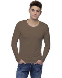Rendez-vous Paris THIERRY-3-3 T-shirt - Marron