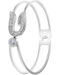 Sc Crystal B1636 Bracelets - Métallisé