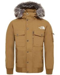 The North Face Gotham Jacket - Brown