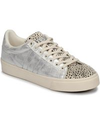 Gola Sneakers Basse Orchid Ii Cheetah - Bianco