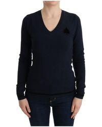 CoSTUME NATIONAL Sweatshirt - Blue