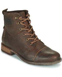 Josef Seibel SIENNA 17 Boots - Marron