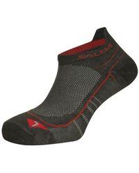 Salewa Skarpety Travel No Show Sk 68067-0801 Women's Socks In Grey