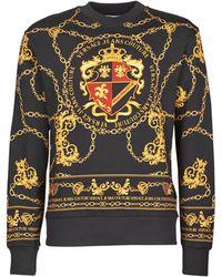 Versace Jeans Couture Sweater B7gzb7kf - Zwart