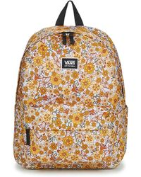 Vans Rugzak Old Skool H20 Backpack Wmn - Geel