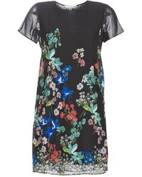 Desigual Dress Loretha Robe - Noir