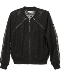 Suncoo - Didou Women's Jacket In Black - Lyst