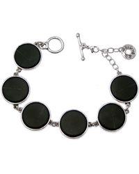 Lili La Pie BRA 03 bracelet Bracelets - Noir
