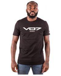Vo7 T-shirt PARIS BLACK - Noir