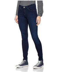 Wrangler Super Skinny True Beauty W29JBV94Z Jeans skinny - Bleu
