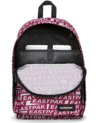 Eastpak Premium Mochila OUT OF OFFICE EK767 - Rojo
