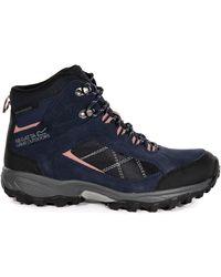 Regatta Chaussures Clydebank - Rouge