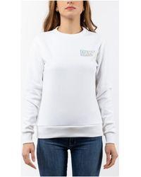 Colmar ORIGINALS Sweat-shirt - Blanc