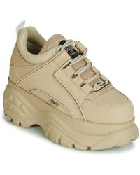 Buffalo Lage Sneakers 1533046 - Naturel