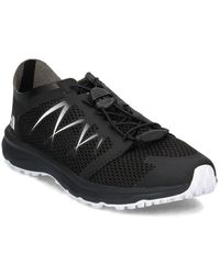 The North Face - Litewave Flow Women's Shoes (trainers) In Black - Lyst
