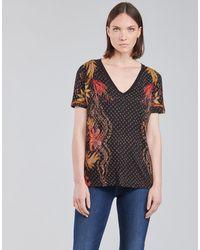 Desigual PRAGA T-shirt - Multicolore