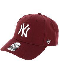 47 Brand New york casquette marron Casquette