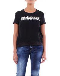DSquared² T-shirt S75NC0917S52626 - Noir