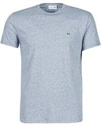 Lacoste TH6709 T-Shirt - Blau
