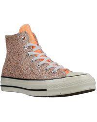Converse Zapatillas altas CHUCK 70 HI - Naranja