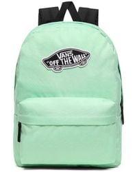 Vans WM Realm Backpack - Verde